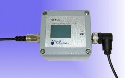 New H2S Transmitter