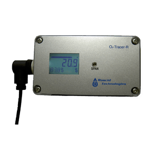 O2Tracer R with Alarms