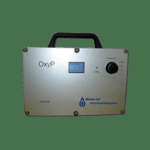 Portable Oxygen Transmitter