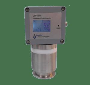 Oxygen Transmitter For Glovebox