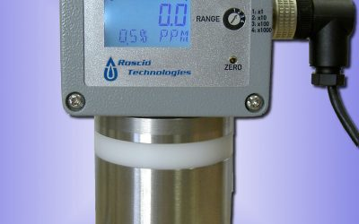 Roscid Technologies now offers a series of field selectable oxygen transmitter called the OxyTrans II.